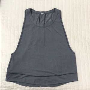 Lululemon Tank with Drop Armhole Size 2 or 4